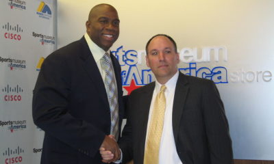 Philip and Magic Johnson