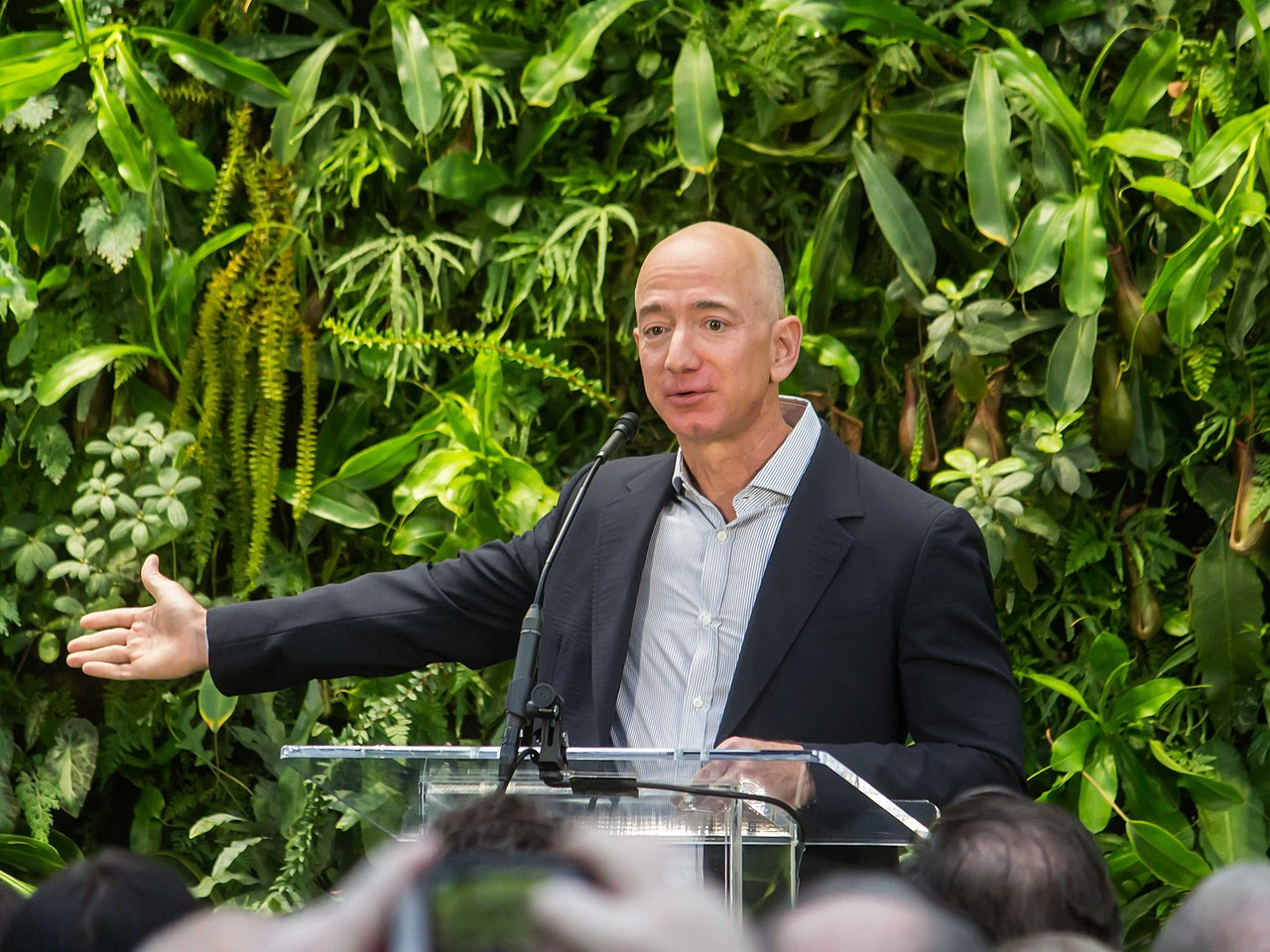Reasons to admire Jeff Bezos