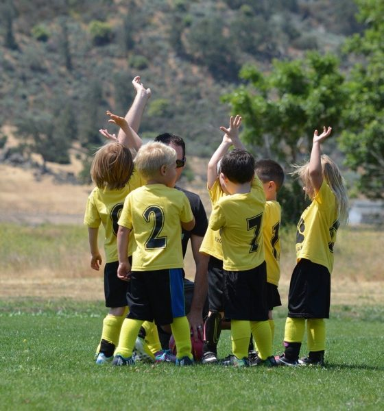 Why you should get your children into a pro-sport lifestyle