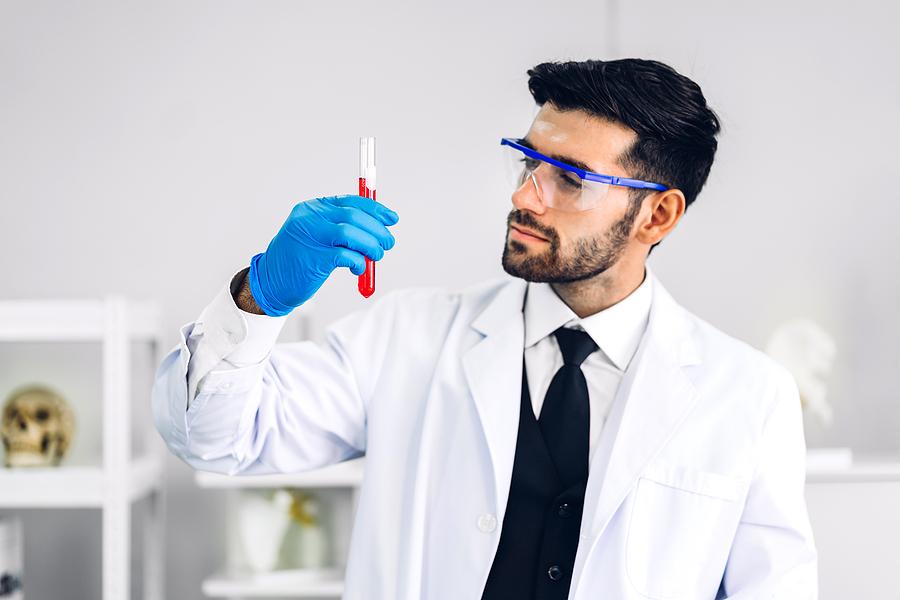 accomplished researcher Bashar Ibrahim